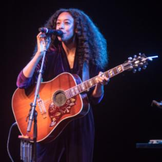Corinne Bailey Rae: South Facing-Cross The Tracks @Crystal Palace Bowl, London 8/8/21 REVIEW