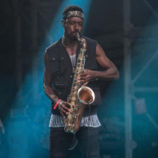 Shabaka Hutchings (The Comet Is Coming): South Facing Fest @Crystal Palace, London 15/8/21 REVIEW