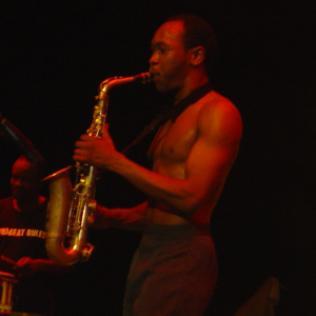 Seun Kuti & Egypt 80 (Barbican 28/05/08)