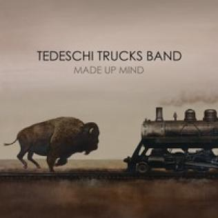 Tedeschi Trucks Band CD Cover Pic