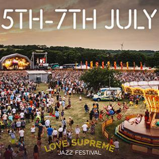 Love Supreme 5-7 July 2019