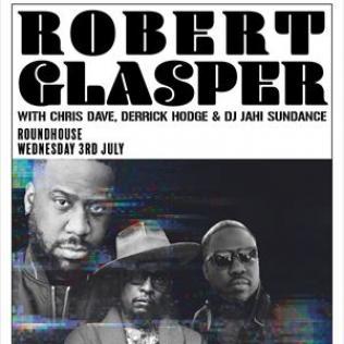 Robert Glasper, Derek Hodge & DJ Jahi Sundance: Roundhouse 3rd July 2019 - Innervisions Fest
