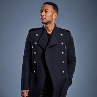 John Legend plays Blues Fest 2019 in October @bluesandsoul.com
