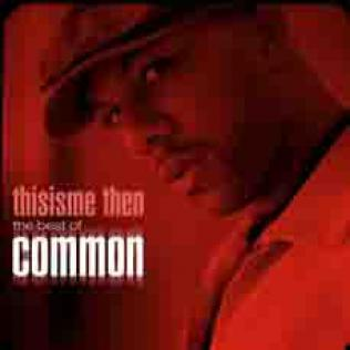 The Best Of Common Cover