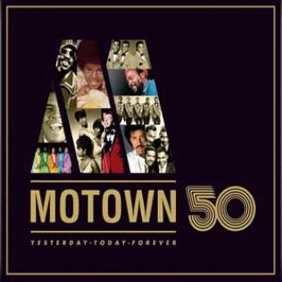 Motown 50; TODAY, TOMORROW, FOREVER CD - Released Dec 1st 2008