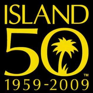 Island Records 50