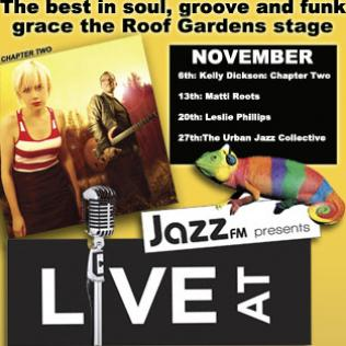 Jazz FM Presents... Live at the Roof Gardens
