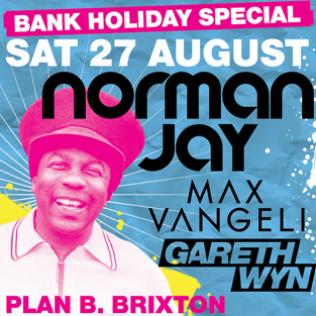 Win VIP tickets to House Rules Presents... Bank Holiday Special @Plan B