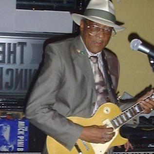 Hubert Sumlin R.I.P - November 16, 1931 - December 4, 2011