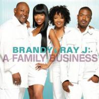 Win a copy of Brandy & Ray J: A Family Business (Rhino)