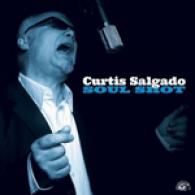 Curtis Salgado CD Cover Pic