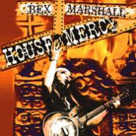 Bex Marshall CD Cover Pic