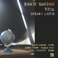 David Gordon Trio CD Cover pic