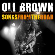 Oli Brown CD Cover Pic