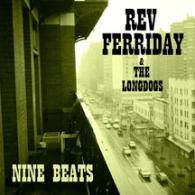 Rev Ferriday CD cover pic
