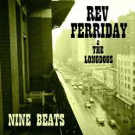 Rev Ferriday CD cover pic