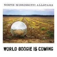 North Mississippi Allstars CD Cover Pic