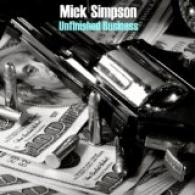 Mick Simpson CD cover pic