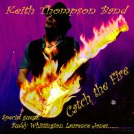 Keith Thompson CD cover pic