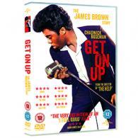 Win Get On Up DVD / signed movie poster @bluesandsoul.com