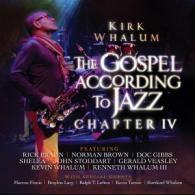 Kirk Whalum CD cover pic
