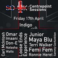 SO-UK Centrepoint Sessions at the Indigo2, O2, London @bluesandsoul.com