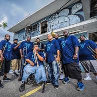 Hot 8 Brass Band @bluesandsoul.com
