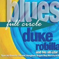 Duke Robillard CD cover pic