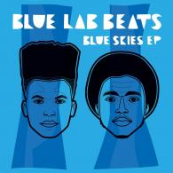 Blue Lab Beats EP Cover pic