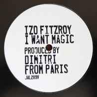 Izo Fitzroy: I Want Magic (Jalapeno Records)