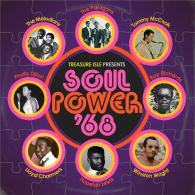 Treasure Isle Presents Soul Power '68 - Various Artists (REVIEW)
