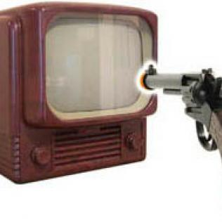 GUN TV REMOTE