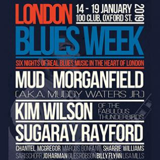 Win tickets to every 2019 London Blues Week Show