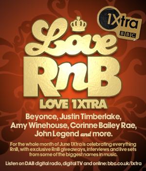 Love RnB Love 1Xtra